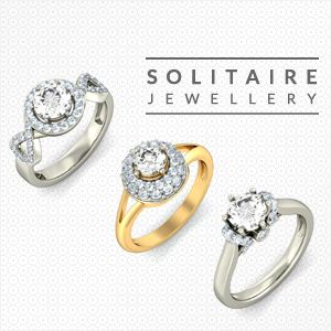 MEN's SOLITAIRE RINGS Collection